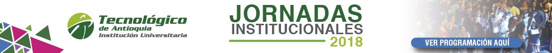 Jornadas institucionales 2018
