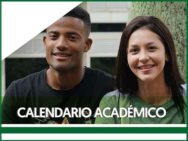 Infórmate del calendario académico del semestre 01-2019