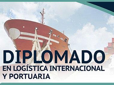 Conoce sobre el Diplomado en Logística Internacional y Portuaria