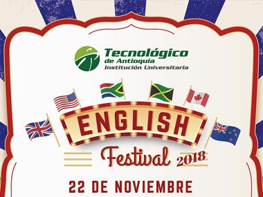 Prográmate con el English Festival y disfruta de los escenarios bilingües