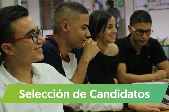 El TdeA seleccionará candidatos