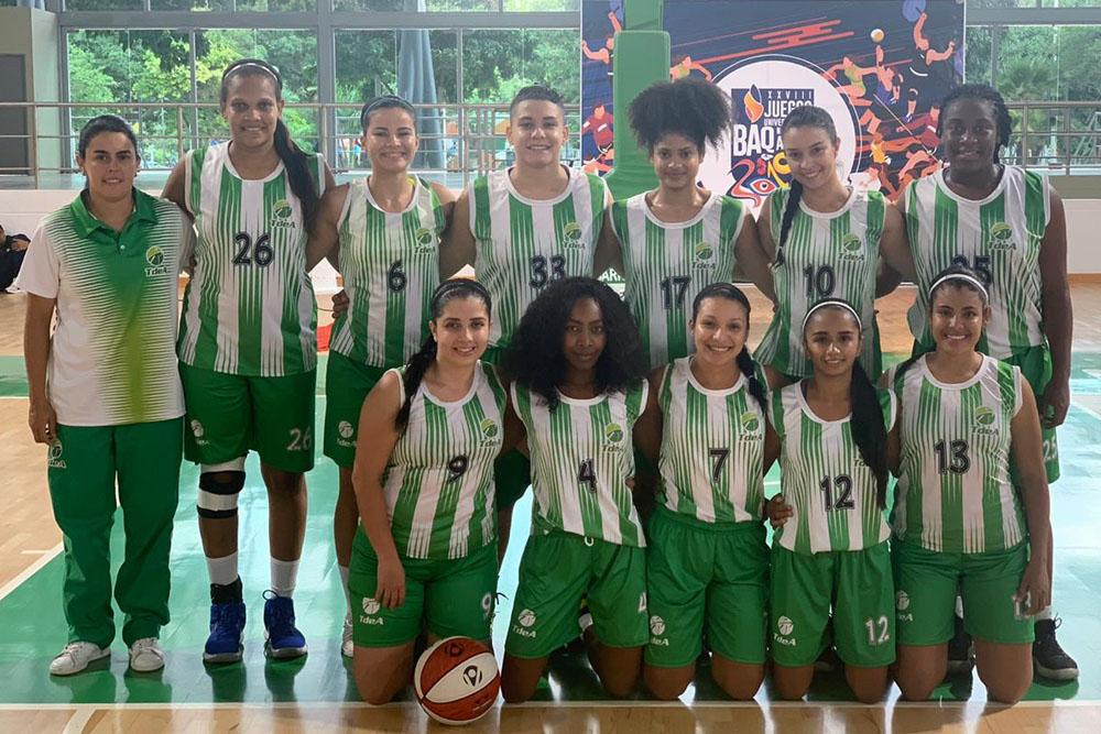 Selección de baloncesto femenino