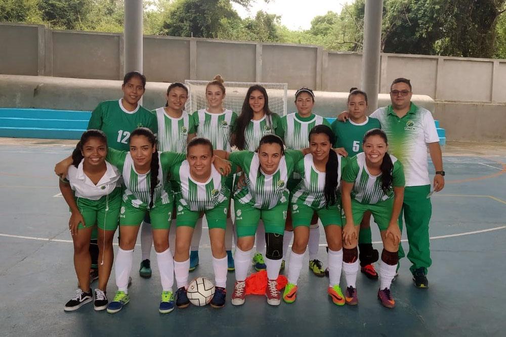 Selección de fútbol sala femenino