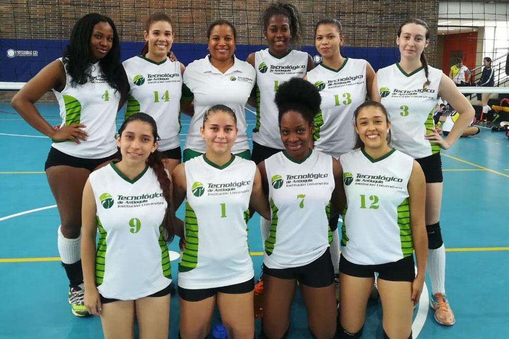 Selección de voleibol femenino