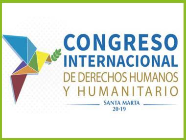 Asiste al Congreso Internacional de Derechos Humanos y Humanitario: Derechos humanos hoy