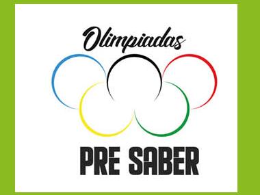 Participa en la Olimpiadas Pre Saber y prepárate para obtener los mejores resultados