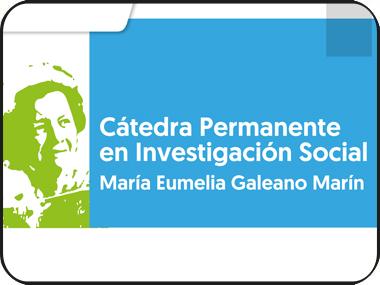 Cátedra permanente en investigación social María Eumelia Galeano Marín. Invitada: Doctora Jenny Pearce.