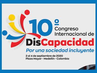 Décimo Congreso Internacional de Discapacidad