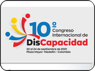 ¡Aplazamos el 10 Congreso Internacional de Discapacidad! Será en 2021, espera más información