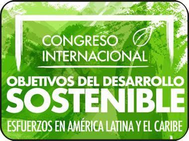 Congreso Internacional. Objetivos del desarrollo sostenible.