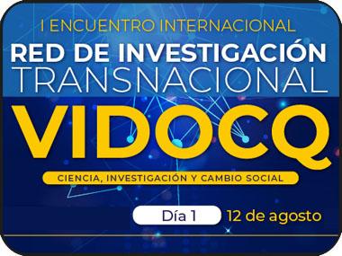 El programa de psicología invita a la inscripción a los talleres y conferencias a realizarse por la Red de Investigación Vidocq