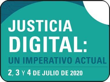 """Participa en el foro virtual """"Justicia Digital: un imperativo actual"""" de la Red Interinstitucional de Derecho Procesal"""
