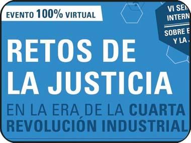 Participa en el VI Seminario Internacional sobre el proceso y la justicia