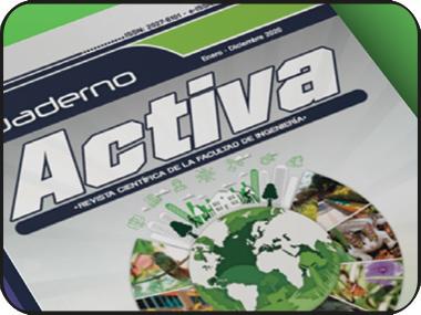 Convocatoria para publicación de artículos en la revista Cuaderno Activa