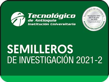 Participa en los semilleros de investigación de la Facultad de Derecho y Ciencias Forenses