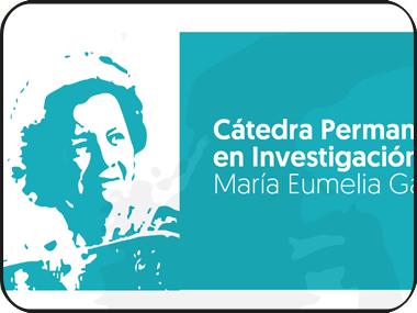 Cátedra permanente María Eumelia Galeano Marín: invitada antropóloga Marta Cardona López