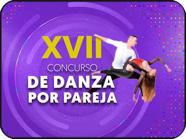 Participa en el XVII concurso de danza por pareja
