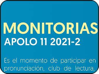 Inscríbete y participa en las monitorías de Apolo 11 2021 - 2