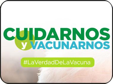Cuidarnos y vacunarnos: Campaña de instituciones públicas, privadas y de todos los antioqueños