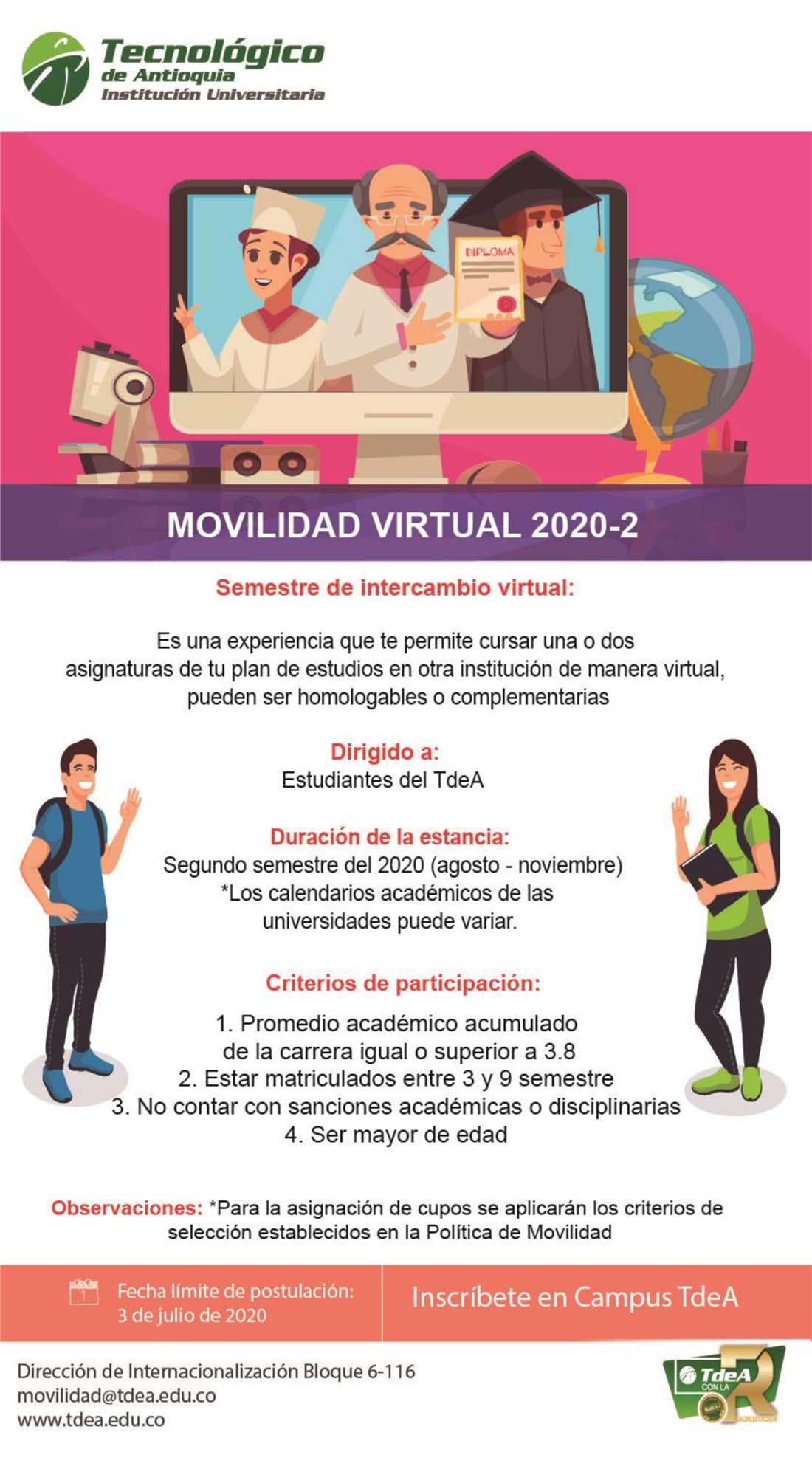 Movilidad virtual 2020-2