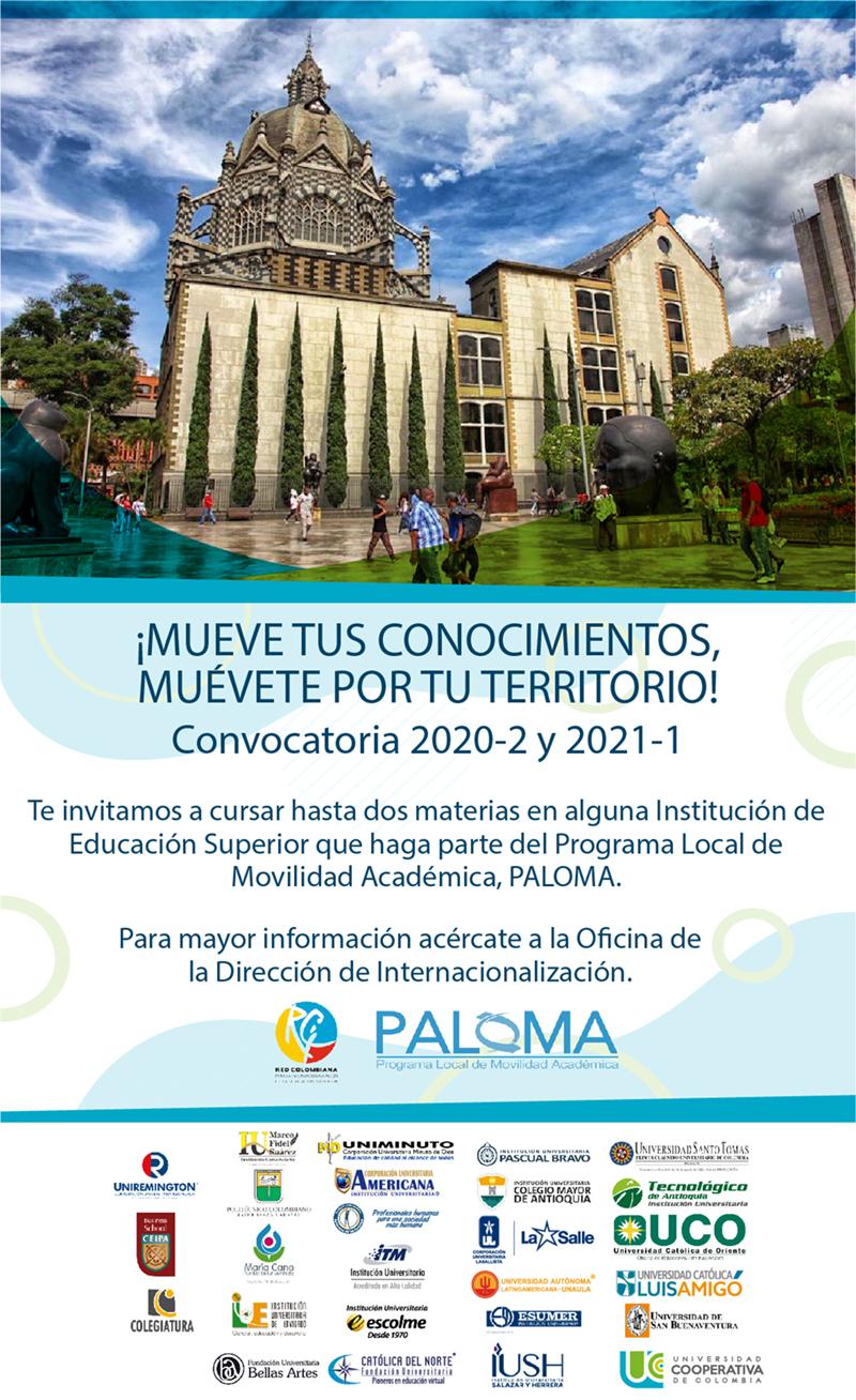 PALOMA 2020 - 2 Y 2021 - 1