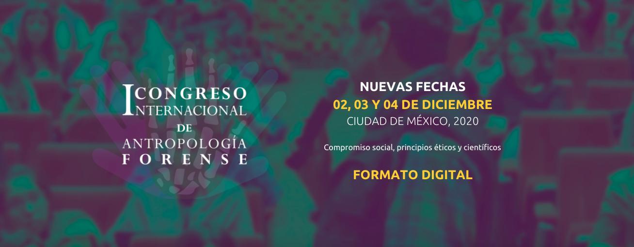 I Congreso Internacional de Antropología Forense
